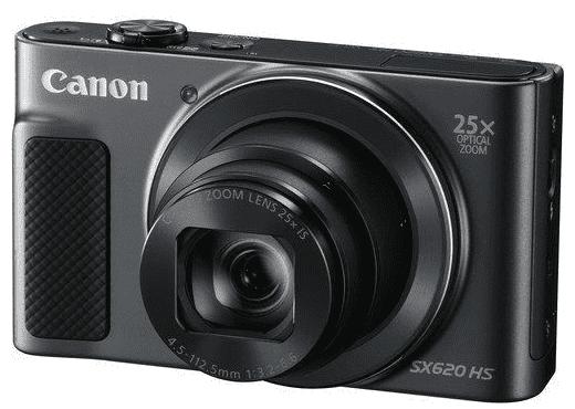 CANON Digital Camera PowerShot SX620 - Black