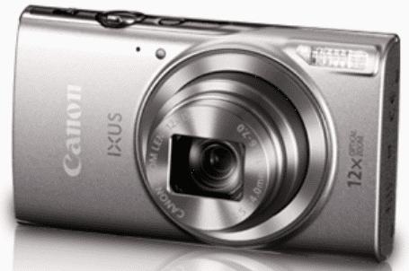 CANON Digital Camera IXUS 285 Black